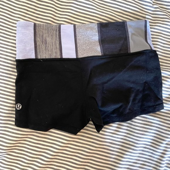 Lululemon Reversible Shorts (4)